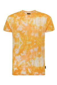 Tie Dye T-Shirt Yellow