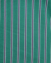 Load image into Gallery viewer, Signature Stripe T-Shirt Green