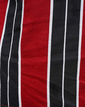 Load image into Gallery viewer, Vertical Stripe T-Shirt Red