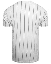 Load image into Gallery viewer, Vertical Stripe T-Shirt White
