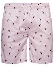 Load image into Gallery viewer, Toucan Shorts Pink