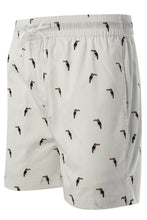 Load image into Gallery viewer, Toucan Shorts White