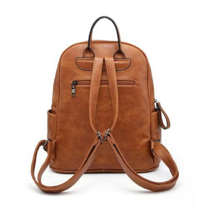 Luxury Backpack Brown