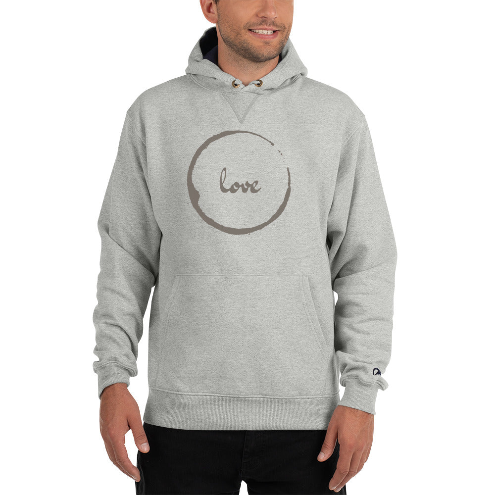 LOVE Harmony Champion Graphic Hoodie
