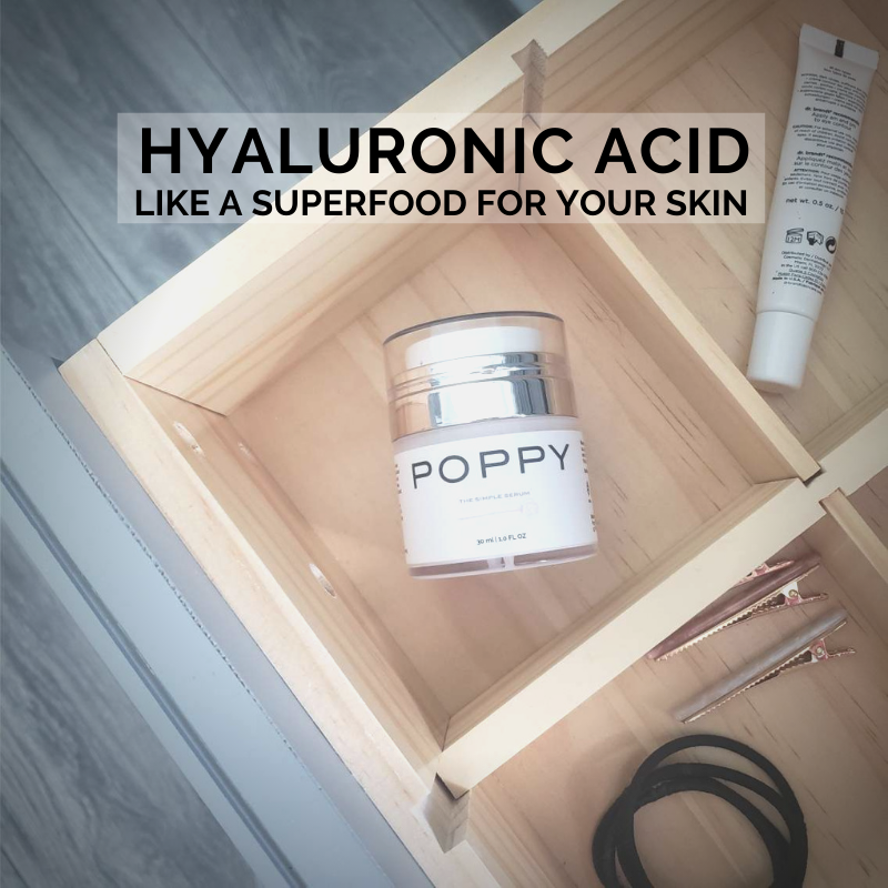 Six Reasons We're Obsessed with Hyaluronic Acid