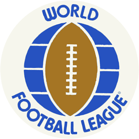 WFL Tee Shirts | Sports Tees | Throwback Tees
