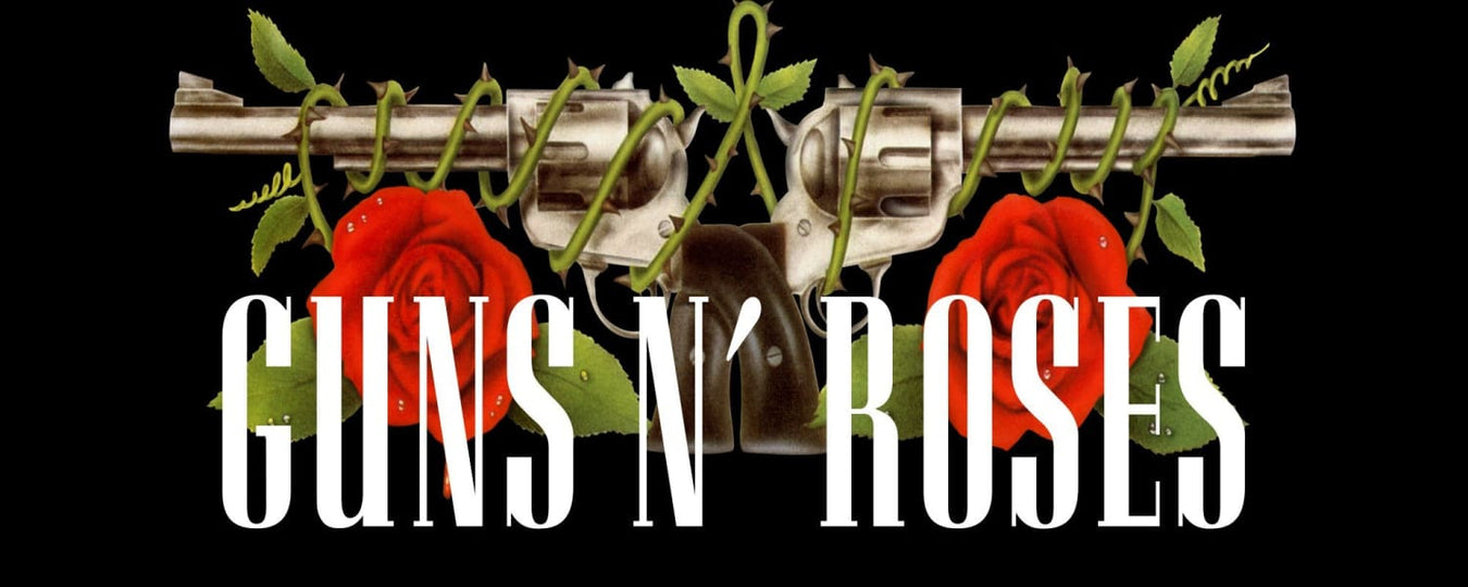 Guns N Roses Tee Shirts | Music Tee Shirts | Rock Band Tees