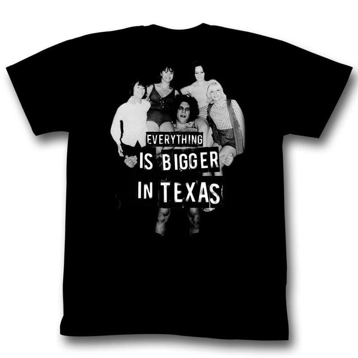 ANDRE THE GIANT-BIG TEXAS-BLACK ADULT S/S TSHIRT