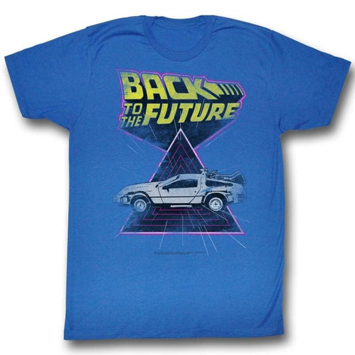 BACK TO THE FUTUREPEED DEMON-ROYAL ADULT S/S TSHIRT