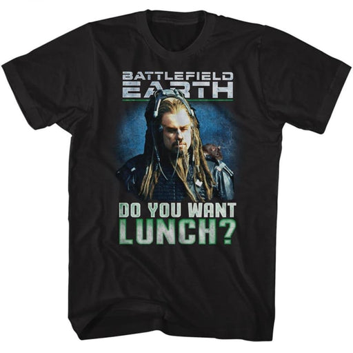 BATTLEFIELD EARTHUNCH-BLACK ADULT S/S TSHIRT