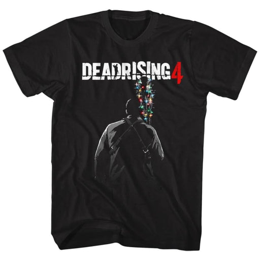 DEAD RISING-BATMAS2-BLACK ADULT S/S TSHIRT