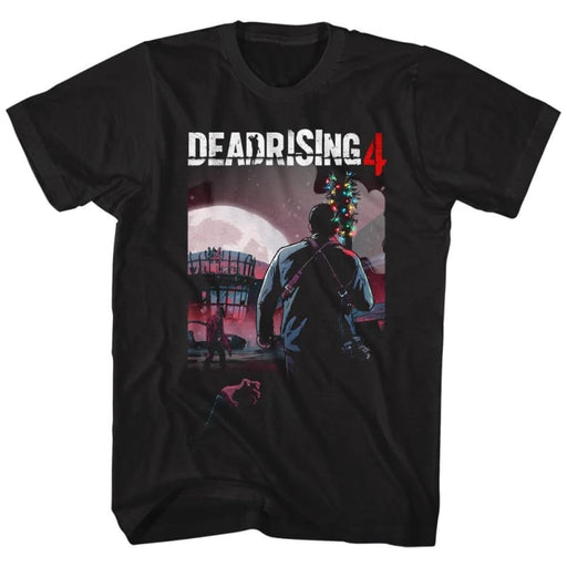 DEAD RISING-BATMAS3-BLACK ADULT S/S TSHIRT