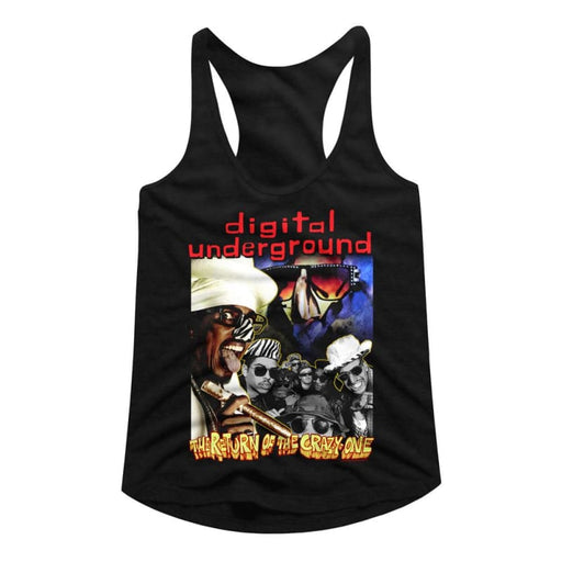 DIGITAL UNDERGROUND-THE RETURN-BLACK LADIES RACERBACK