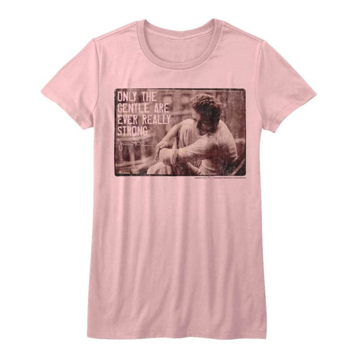JAMES DEANTRONGIGHT PINK JUNIORS S/S TSHIRT