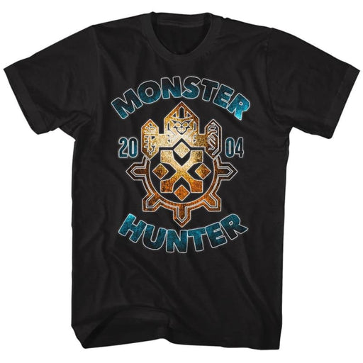 MONSTER HUNTERONSTER HUNTER-BLACK ADULT S/S TSHIRT