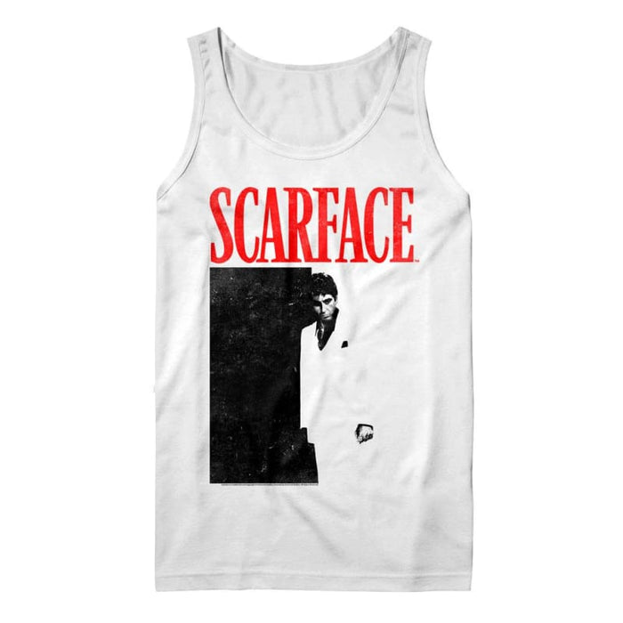 SCARFACEUMMER TOUR 93-BLACK ADULT TANK