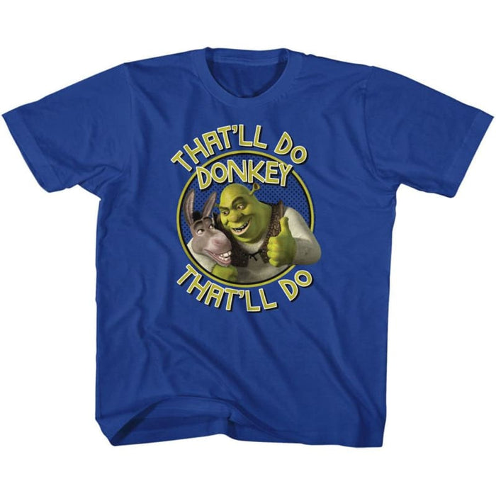 SHREK-THATLL DO-ROYAL TODDLER S/S TSHIRT