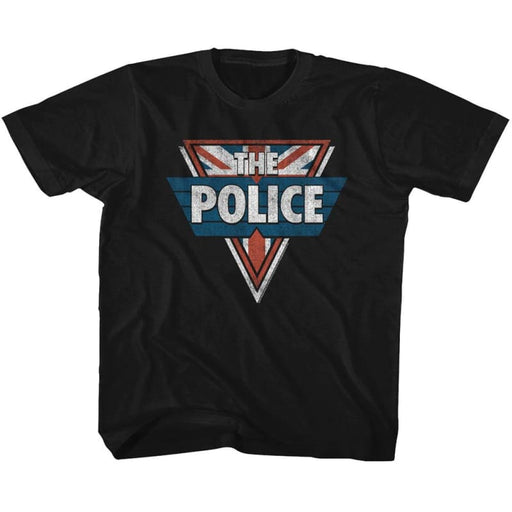 THE POLICE-THE POLICE-BLACK TODDLER S/S TSHIRT