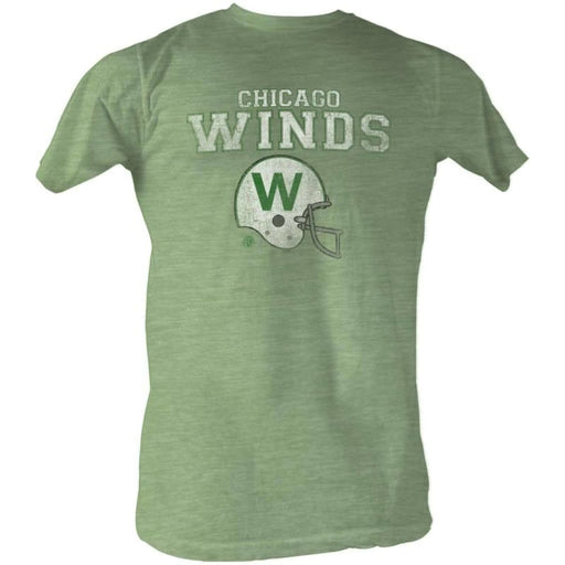 WFL-WINDS-KELLY HEATHER ADULT S/S TSHIRT