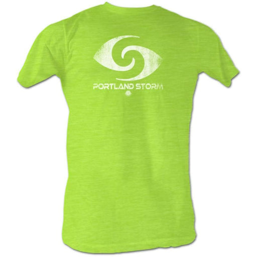 WFLTORM WHITE-NEON MINT HEATHER ADULT S/S TSHIRT