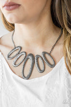 Load image into Gallery viewer, Paparazzi Necklace - Easy, Tigress! - Black