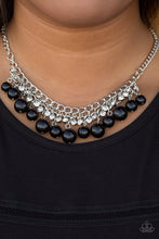 Load image into Gallery viewer, Paparazzi Necklace - Box Office Bombshell - Black
