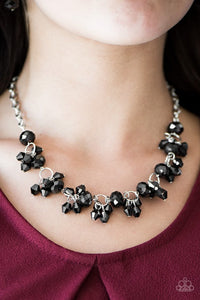 Paparazzi Necklace - Instant Stardom - Black