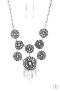 Paparazzi Necklace ~ Modern Medalist
