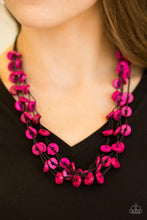 Load image into Gallery viewer, Paparazzi Necklace - Hoppin Honolulu - Pink