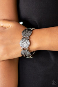 Paparazzi Bracelet ~ GLISTEN and Learn - Black