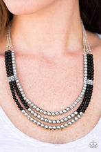 Load image into Gallery viewer, Paparazzi Necklace - Just BEAD You - Black