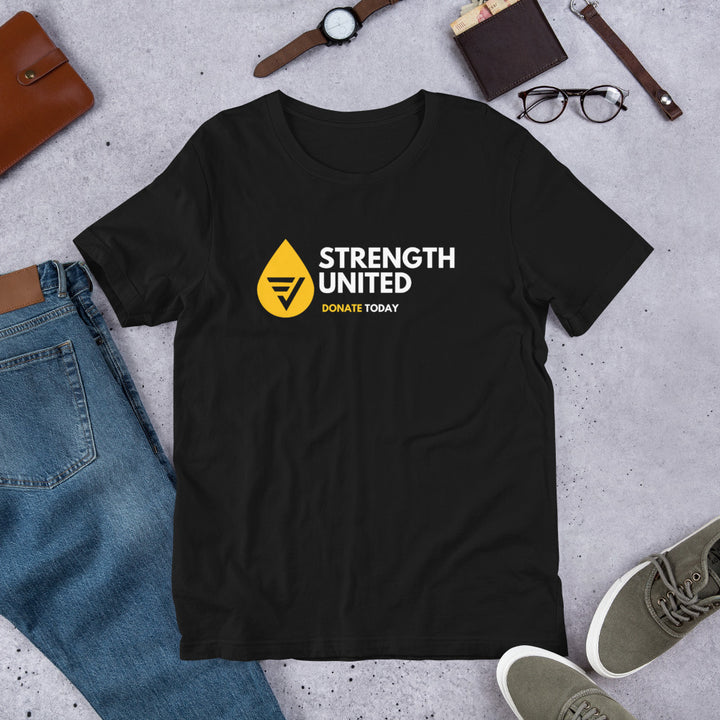 Gold Donation Shirt