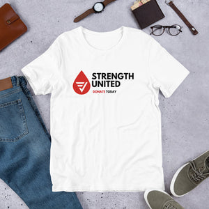 Strength United Shirt - White