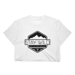Stay Wild Crop Top
