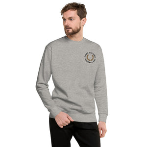 Revival Embroidered Pull-over