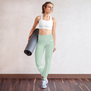 Mint Green Leggings