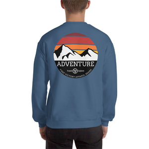 Adventure Badge Sweatshirt