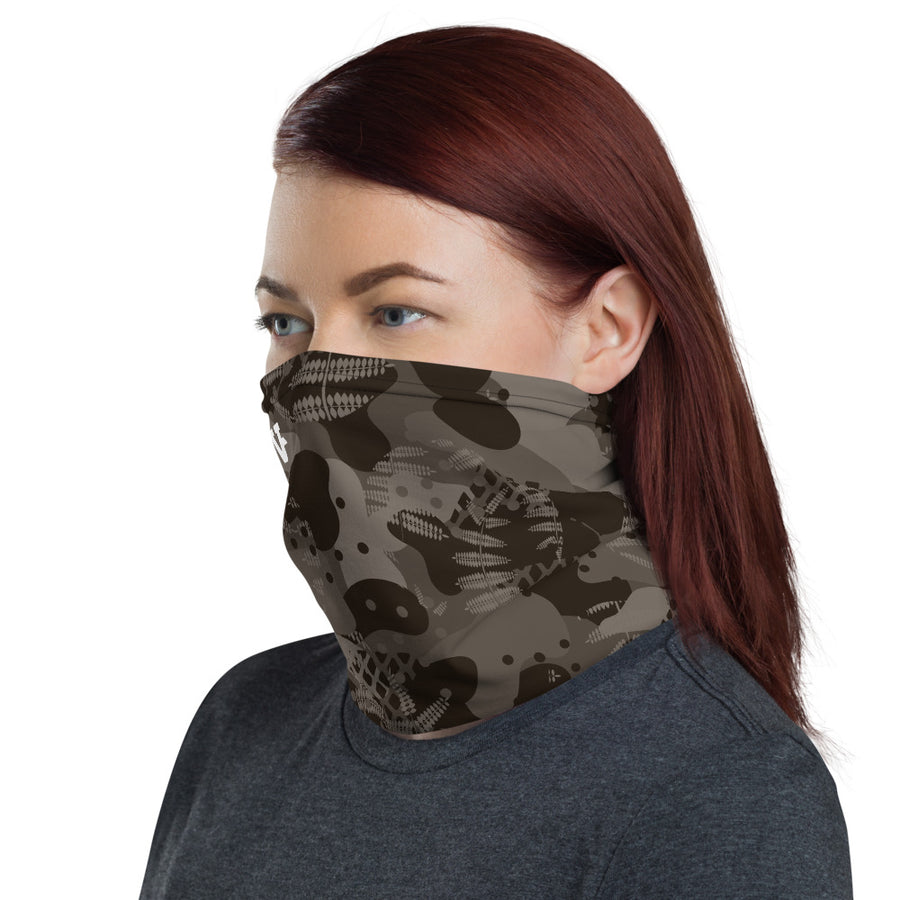 Abstract Camo Mask