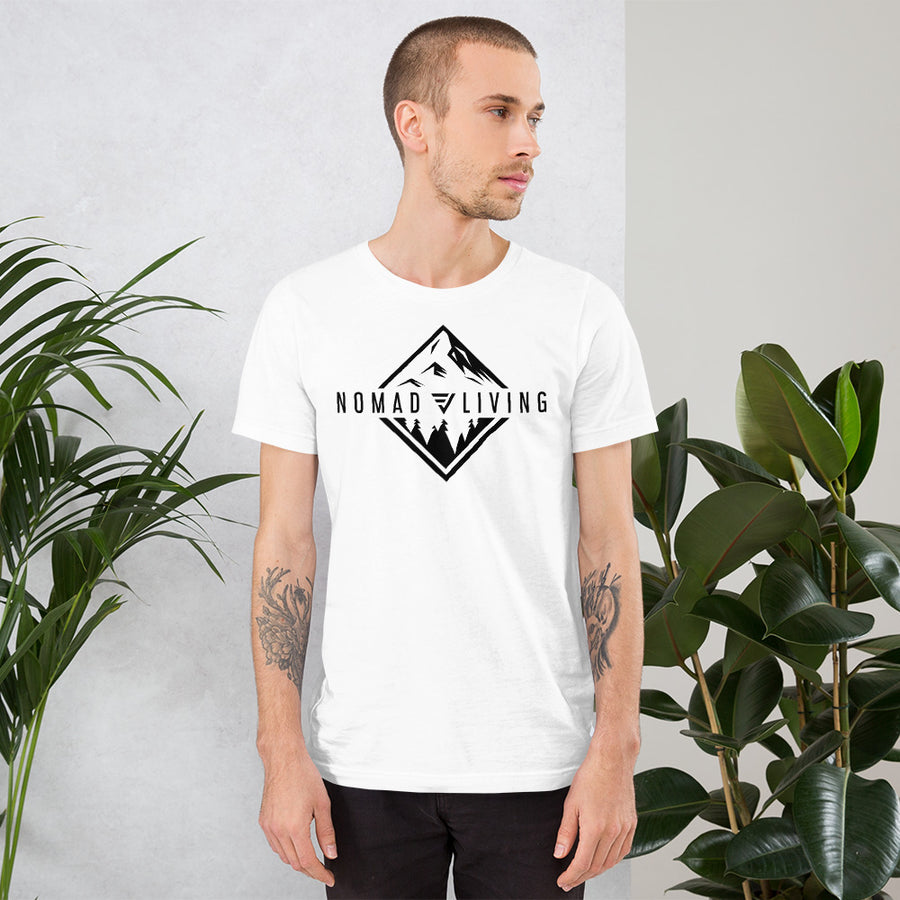 Nomad Living Short-Sleeve Unisex T-Shirt