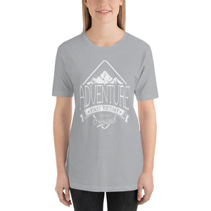 Rustic Adventure Unisex T-Shirt