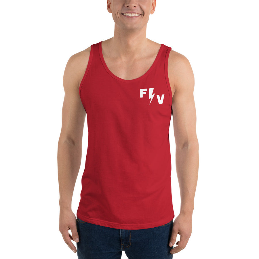 Victory Bolt Tank Top
