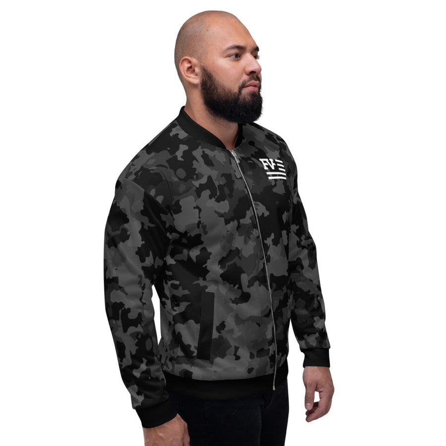 FV Black Camo Jacket
