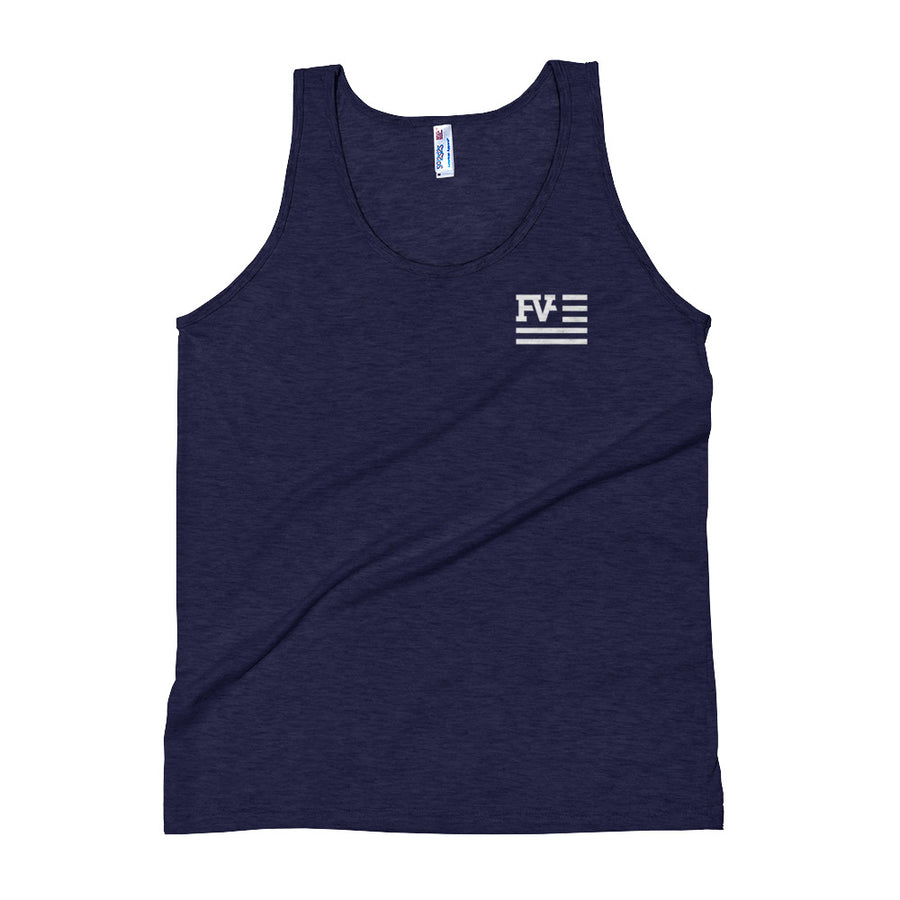 Patriot Tri-Blend Tank Top