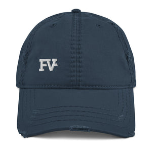 Distressed FV Dad Hat