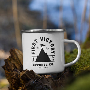 Outdoor Enamel Mug