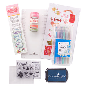 Pink Creative by Design Bible Journaling Kit