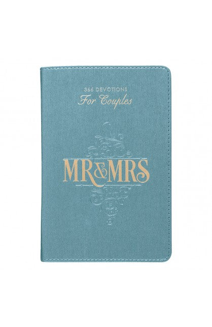 GB HC Mr & Mrs Devotional