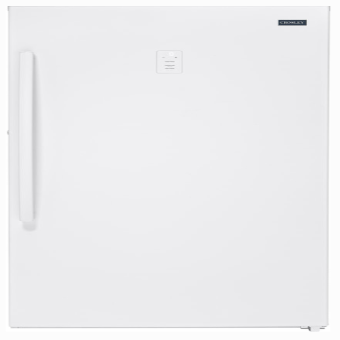 Crosley 21.3 Cu. Ft. Frost-Free Upright White Freezer XUF21DMRWW - America Best Appliances, LLC