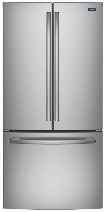 Crosley 24.8 Cu.Ft. French Door Stainless Steel Refrigerator XNE25JSKSS - America Best Appliances, LLC