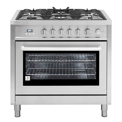 "Cosmo 36"" Gas Range  Stainless Steel COS-965AGFC (36"") - America Best Appliances, LLC"